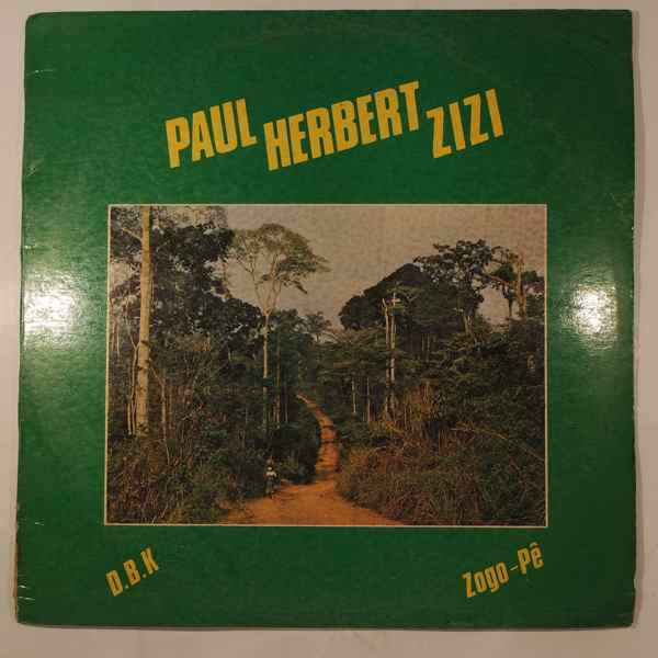 PAUL HERBERT ZIZI - D.B.K. - LP