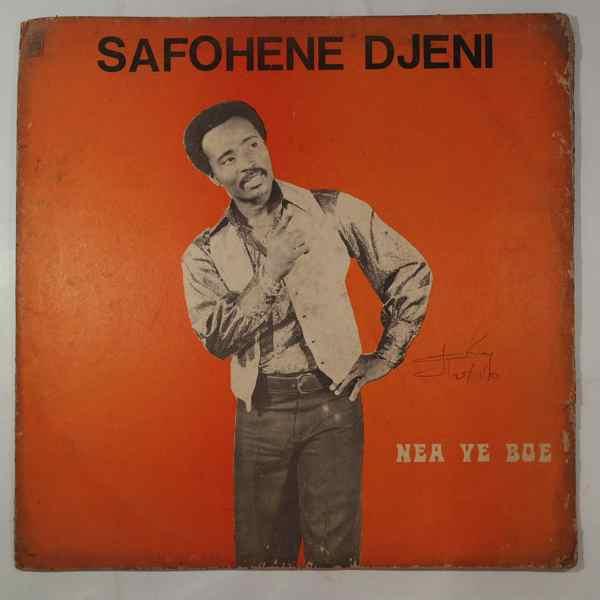 SAFOHENE DJENI - Nea ye boe - LP
