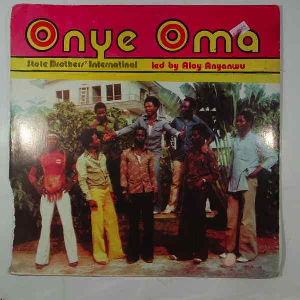 State Brothers International Onye oma