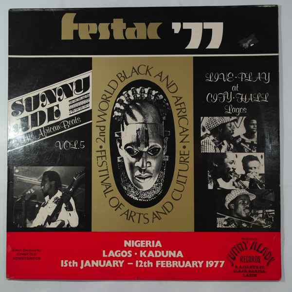 Sunny Ade and his African Beats Festac 77