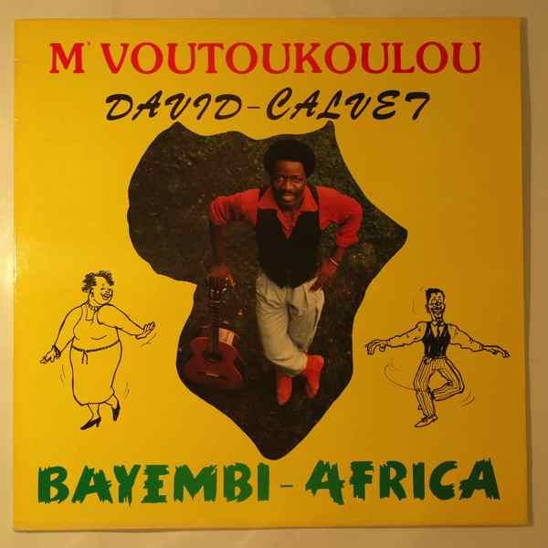 David Calvet M'voutoukoulou