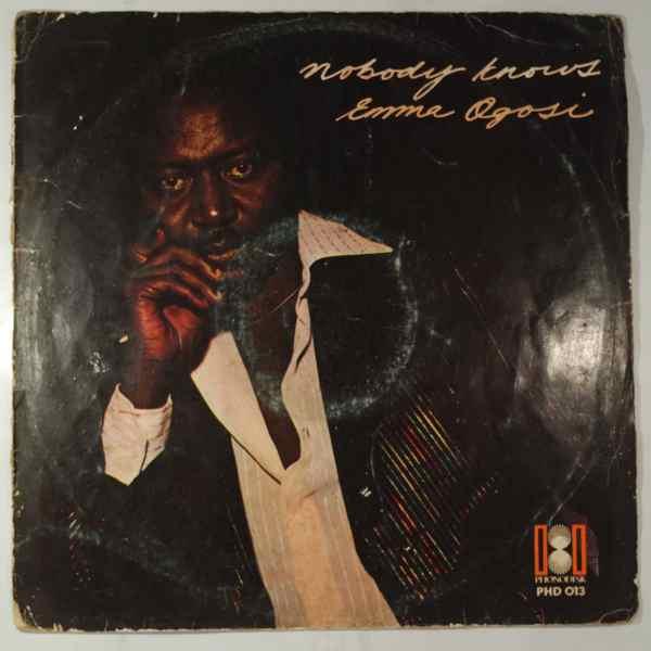 EMMA OGOSI - Nobody knows - LP