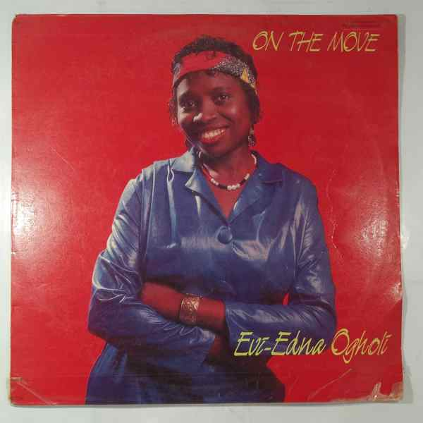 Evi-Edna Ogholi On the move