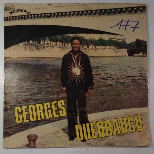 GEORGES OUEDRAOGO - Same - LP