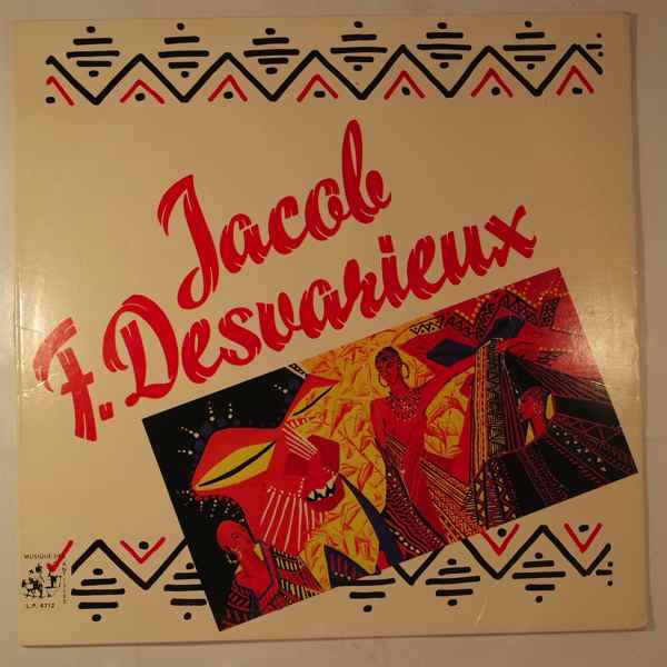 JACOB F. DESVARIEUX - Same - LP