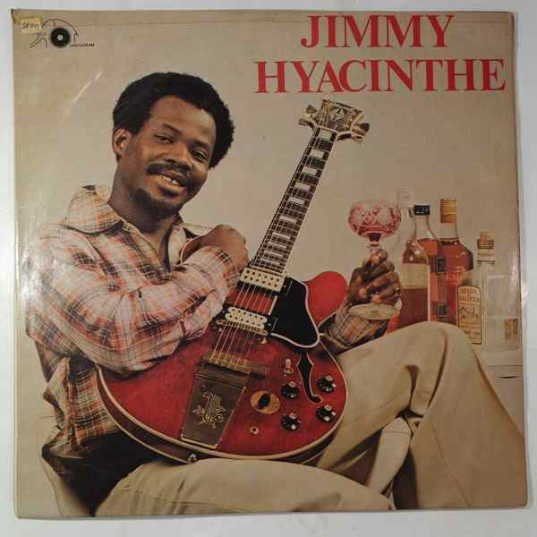 JIMMY HYACINTHE - Same - LP