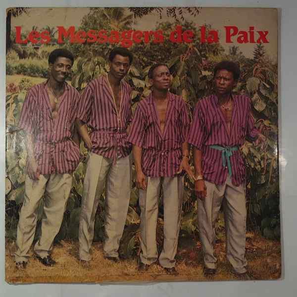 LES MESSAGERS DE LA PAIX - Same - LP