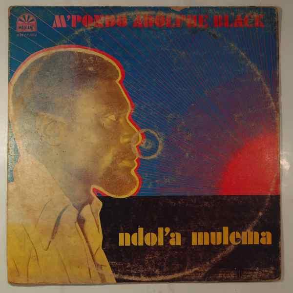 M'Pondo Adolphe Black Ndol'a mulema