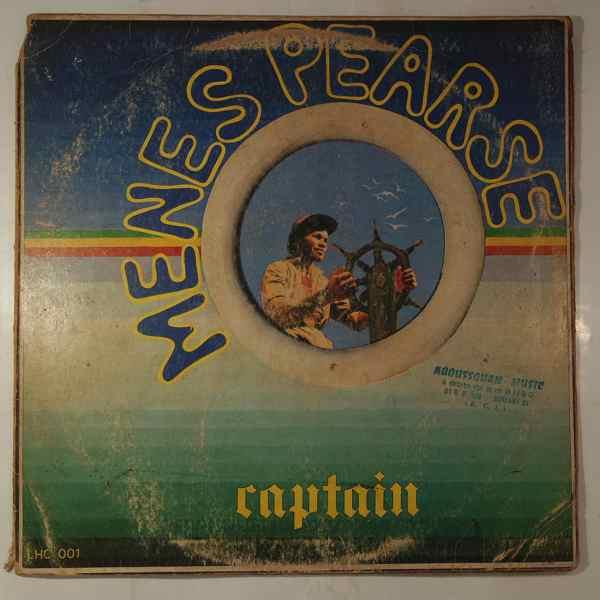 Menes Pearse Captain