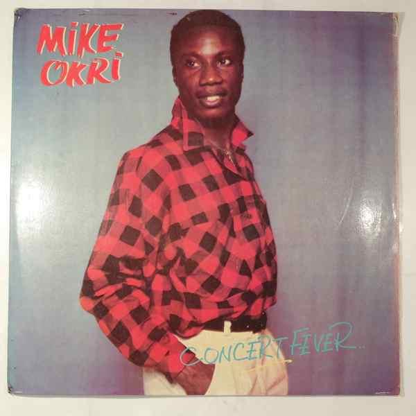 Mike Okri Concert fever