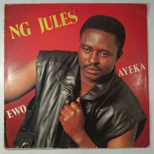 NG JULES - Ewo ayeka - LP