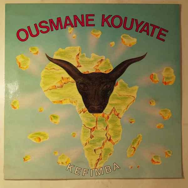 OUSMANE KOUYATE - Kefimba - LP