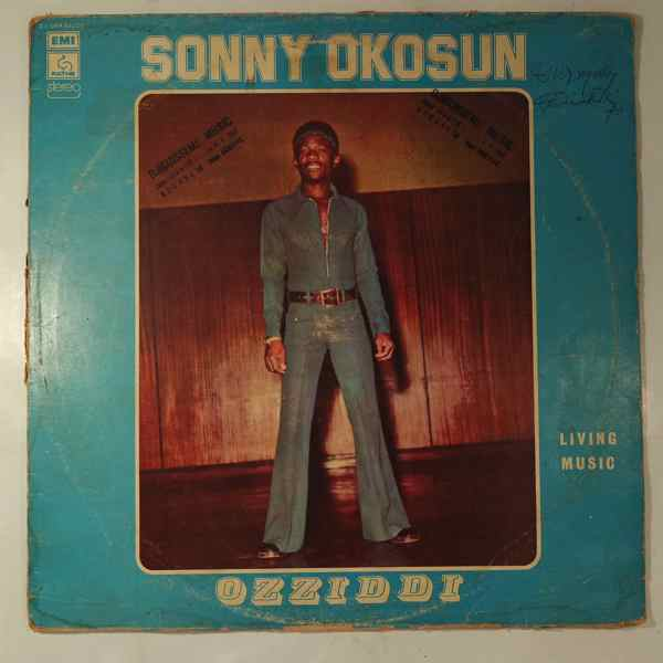 Sonny Okosun Living Music