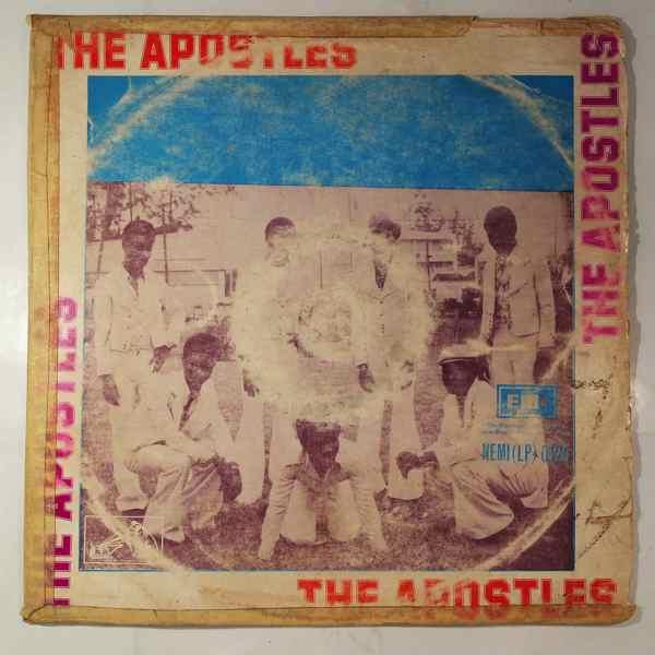 THE APOSTLES - Same - LP