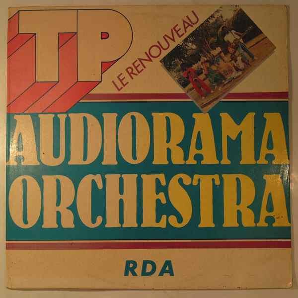 TP AUDIORAMA ORCHESTRA - Le renouveau - LP