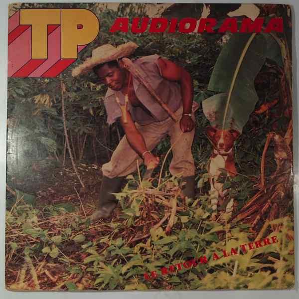 TP AUDIORAMA ORCHESTRA - Retour a la terre - LP