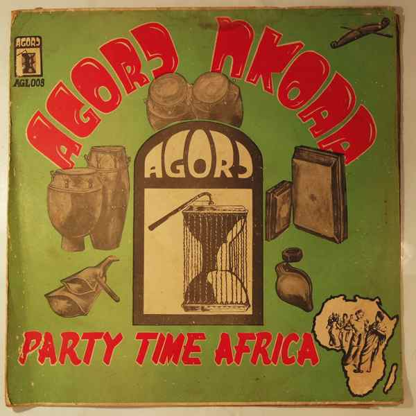 VARIOUS - Party time Africa - LP