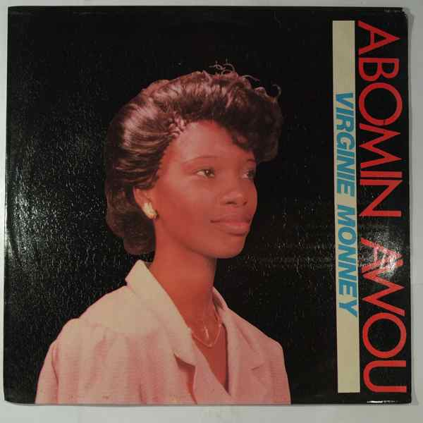 VIRGINIE MONNEY - Abomin awou - LP