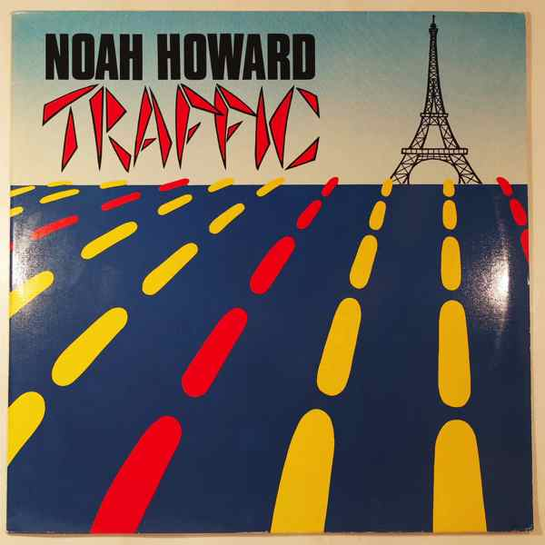 Noah Howard Quartet Traffic