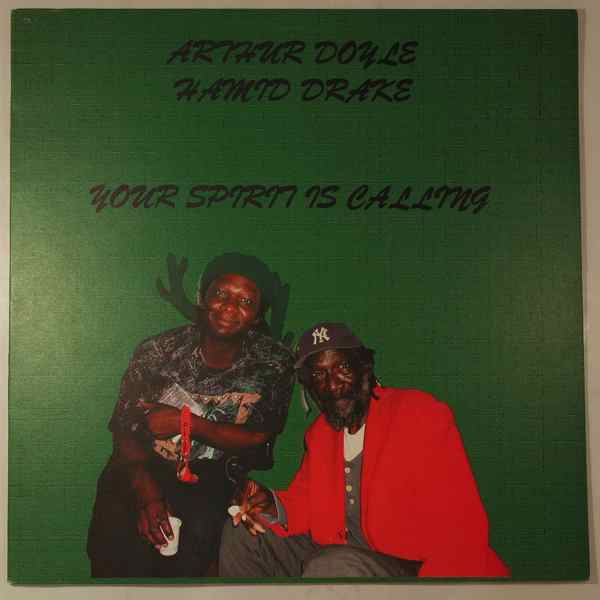 ARTHUR DOYLE HAMID DRAKE - Your Spirit Is Calling - LP