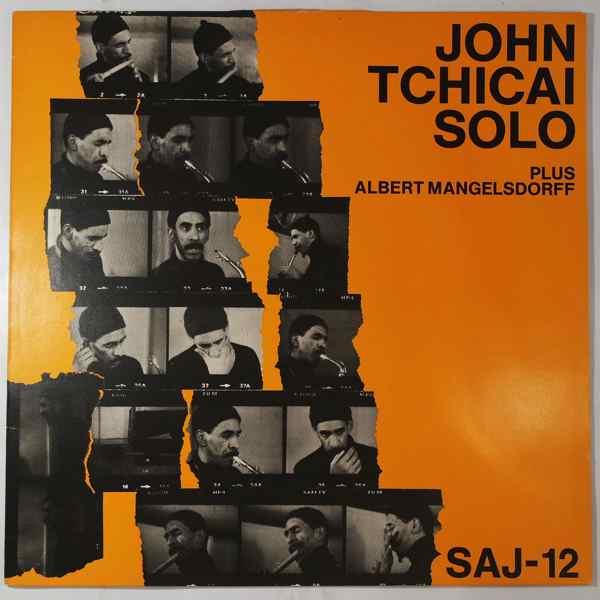 JOHN TCHICAI - Solo - LP