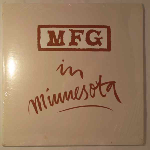 MFG - In Minnesota - LP x 2