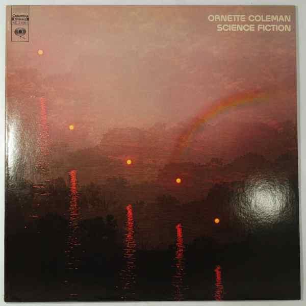 ORNETTE COLEMAN - Science Fiction - LP