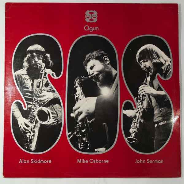 Alan Skidmore, Mike Osborne, John Surman S.O.S.