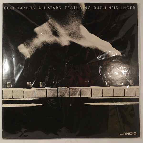 CECIL TAYLOR ALL STARS FEATURING BUELL NEIDLINGER - Same - LP