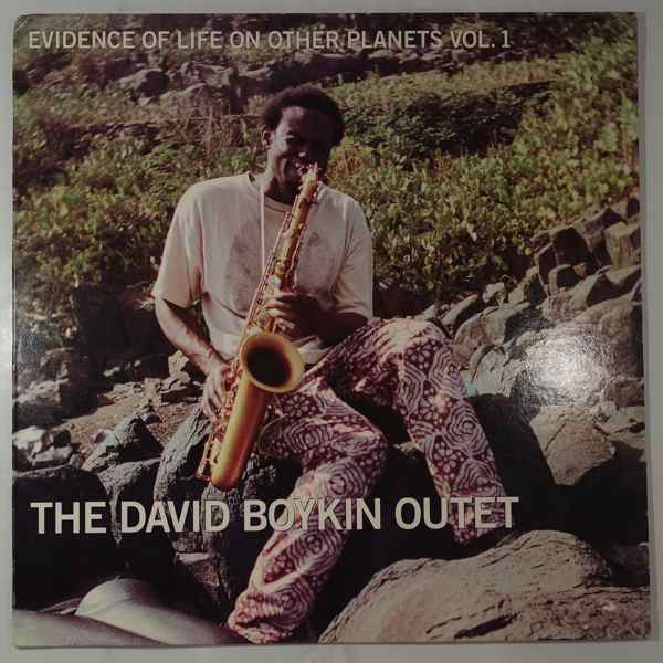 The David Boykin Outet Evidence Of Life On Other Planets Vol. 1