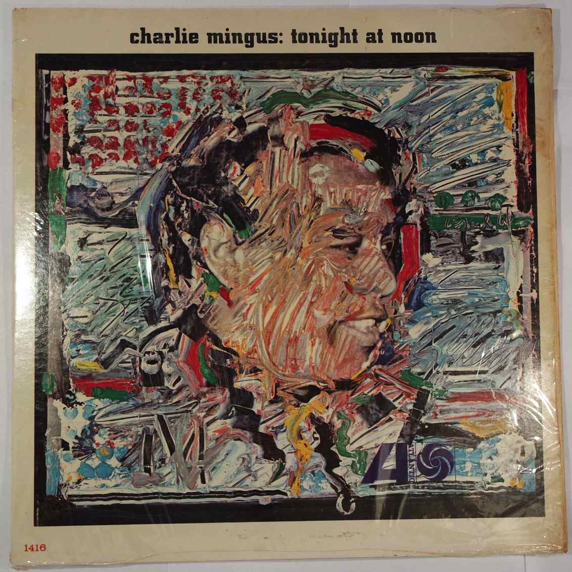 Charlie Mingus Tonight At Noon