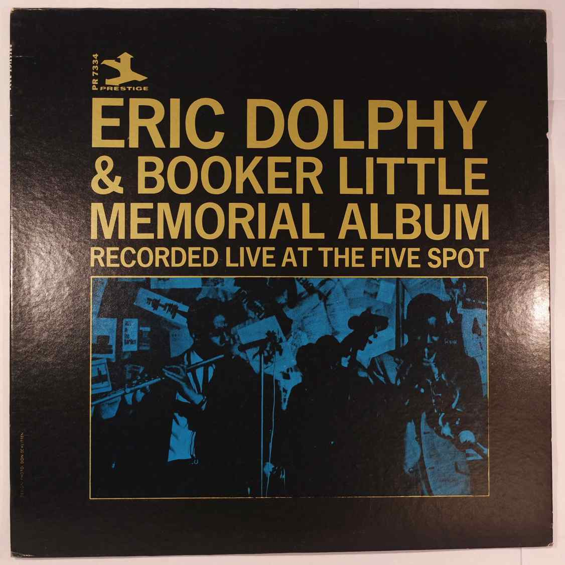 Eric Dolphy & Booker Little Memorial Album (Recorded Live At The Five Spot)