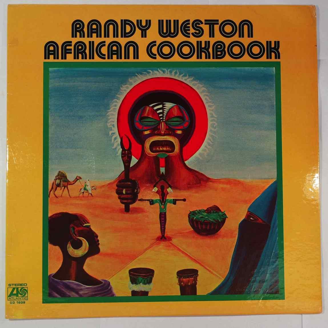 RANDY WESTON - African Cookbook - LP