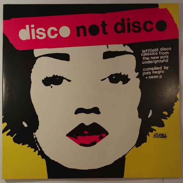 VARIOUS - Disco Not Disco - LP x 3