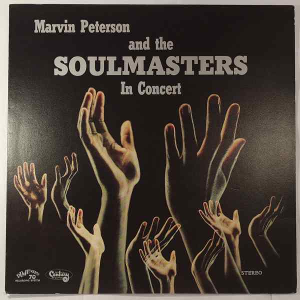 MARVIN PETERSON AND THE SOULMASTERS - In Concert - LP