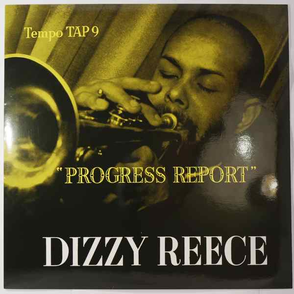 DIZZY REECE - Progress Report - LP