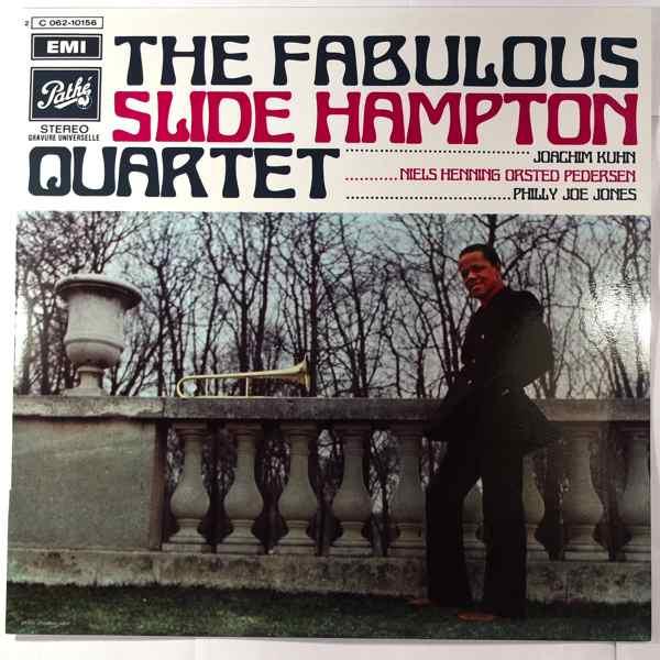 SLIDE HAMPTON - The Fabulous Slide Hampton Quartet - LP
