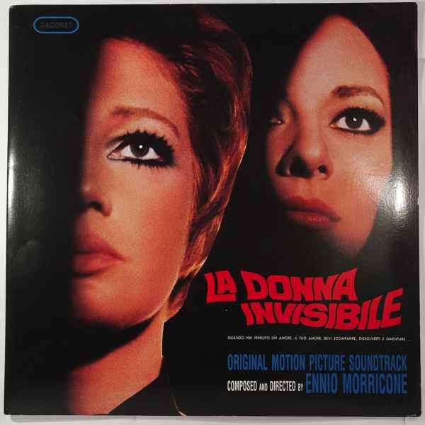 ENNIO MORRICONE - La Donna Invisibile - LP