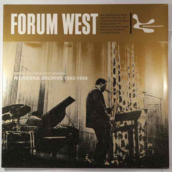 VARIOUS - Forum West - LP x 2