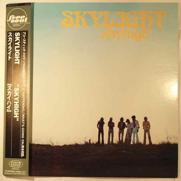 SKYLIGHT - Skyhigh - LP
