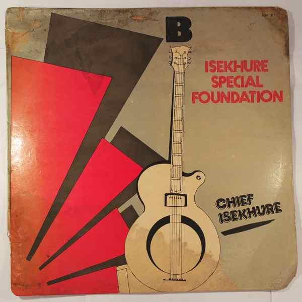 Chief Isekhure Isekhure special foundation