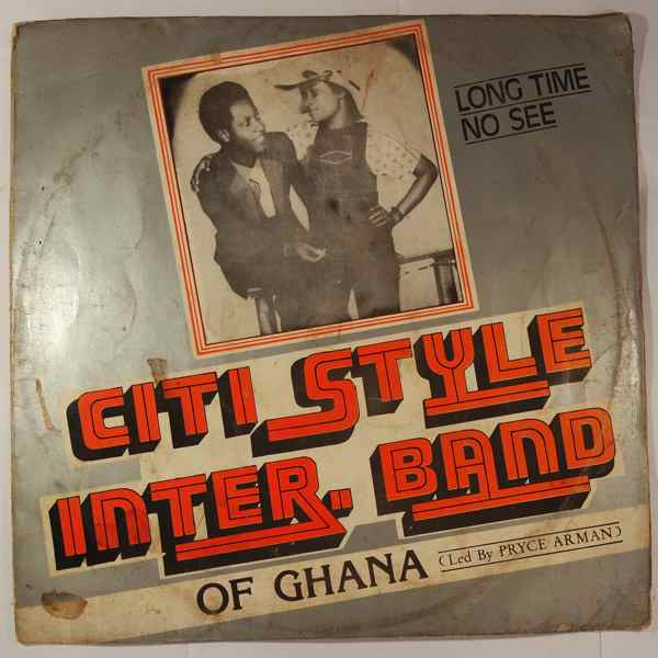 CITISTYLE BAND - Long time no see - LP