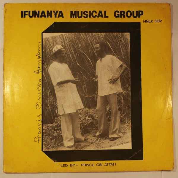 IFUNANYA MUSICAL GROUP - Same - LP
