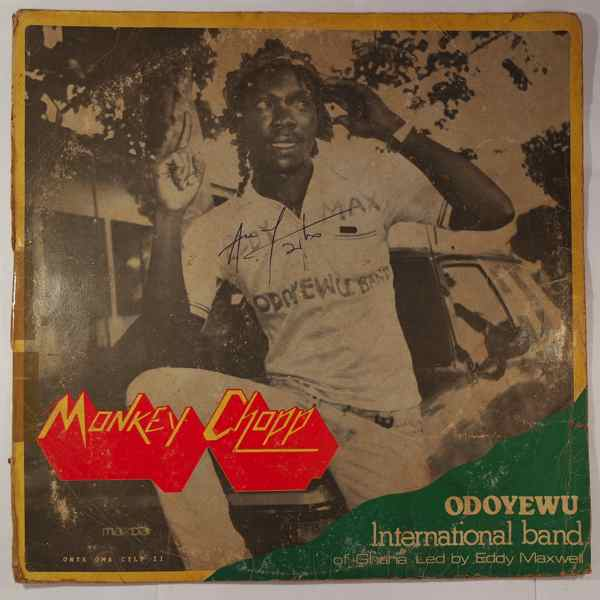 Odoyewu International Band Monkey chopp