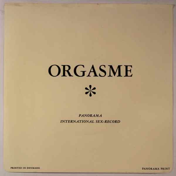ORGASEM - The Sound Of Love - 45T (SP 2 titres)
