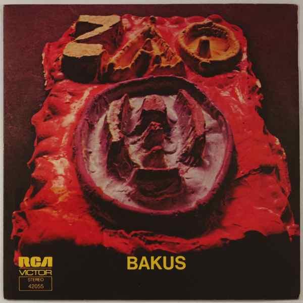 ZAO - Bakus - 7inch (SP)