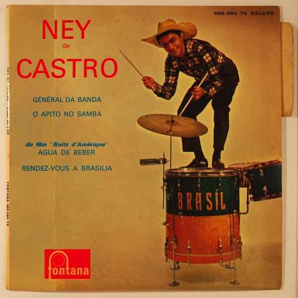 Ney De Castro Agua De Beber + 3