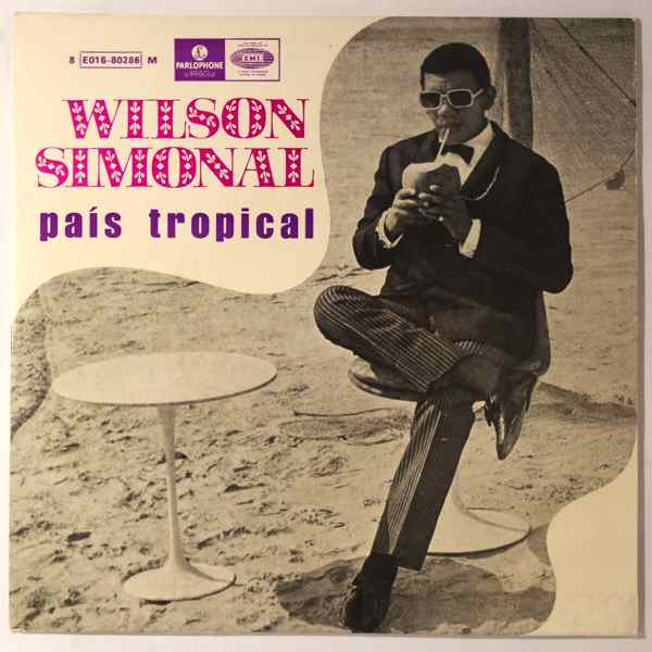 WILSON SIMONAL - Pais Tropical + 3 - 7inch (SP)