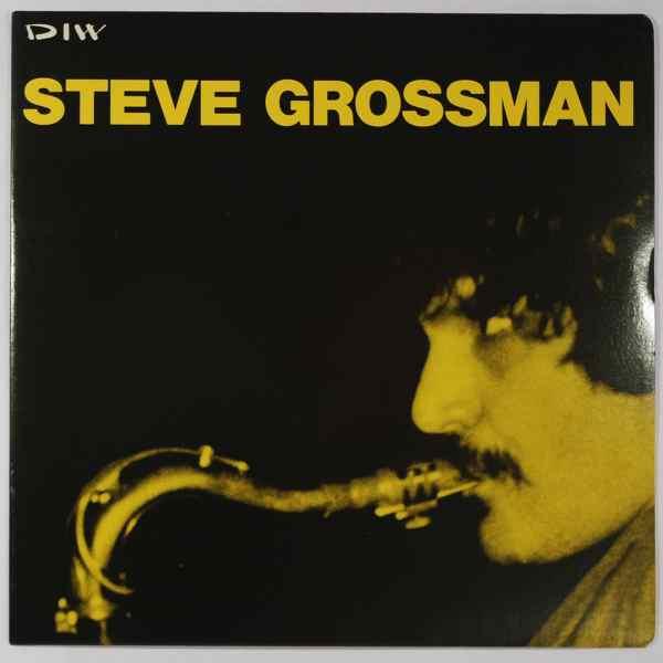 Steve Grossman This Time The Dream's On Me / Solar