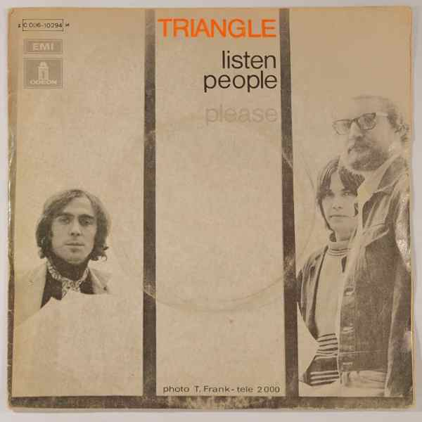 Triangle Listen People / Please